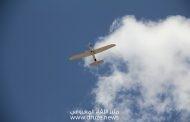 كل التحية للجيش اللبناني.. سؤال لمن هذه الطائرة؟؟