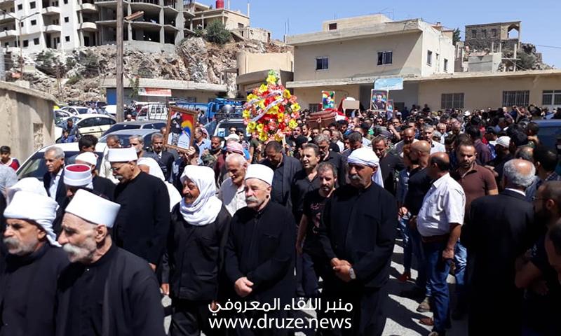 السويداء .. الصخرة الاقوى في سوريا .. الى اين!!