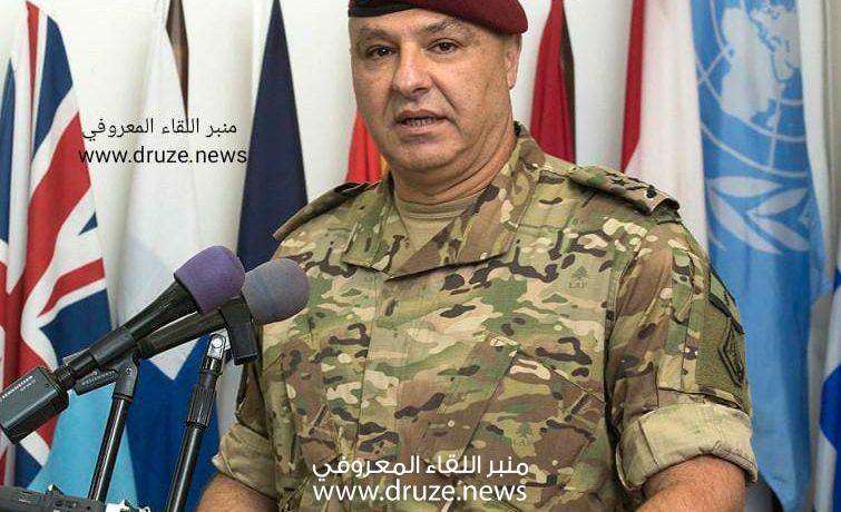 نطالب بتدخل المؤسسة العسكرية ...!!